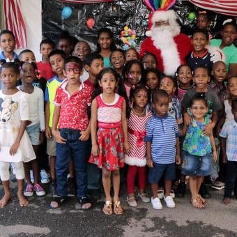 Children's Christmas Treat 2016